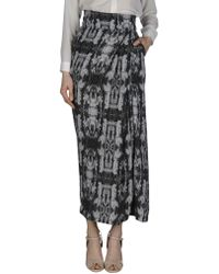 Alice San Diego - Long Skirt - Lyst