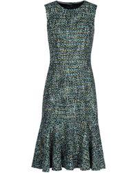 Dolce & Gabbana Mid Length Dress - Lyst