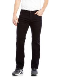 Diesel Black Safado Regular Slim Straight Jeans - Lyst