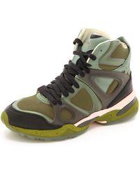 Alexander McQueen x Puma Run Sneakers - Lyst