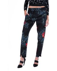 Surface To Air Twilight Printed Pants - Lyst