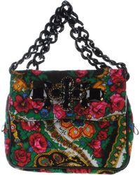 Manoush - Medium Fabric Bag - Lyst