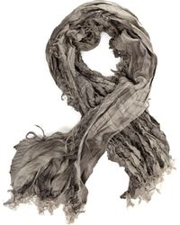 Yigal Azrouël Square Scarf Multi gray - Lyst