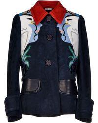 Miu Miu Jacket - Lyst