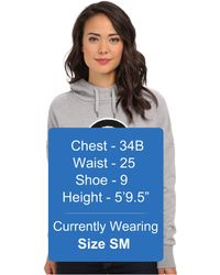 Crooks and Castles - Knit Cropped Hoodie  - Lyst