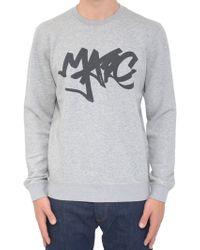 Marc By Marc Jacobs Marc-Tag-Sweatshirt - Lyst