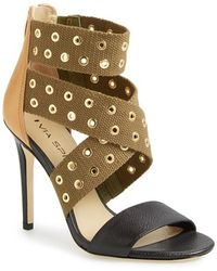 Via Spiga 'Tashara' Studded Sandal - Lyst