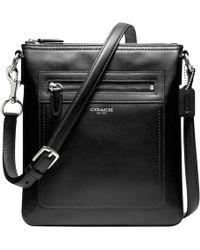 COACH - Legacy Swingpack Cross Body Bag - Lyst
