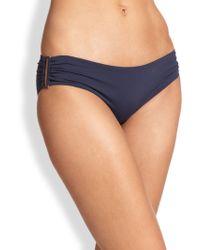 Zimmermann Linked Bikini Bottom - Lyst