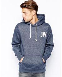 jack wills jw hoodie