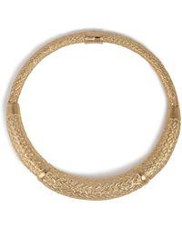 Aurelie Bidermann Lafayette Necklace - Lyst