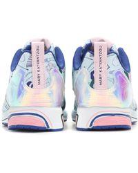 Mary Katrantzou - Mk Zx Flux Jacquard Sneakers - Lyst