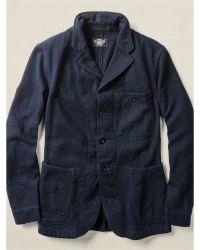 Ralph Lauren Hotchkin Sport Coat - Lyst