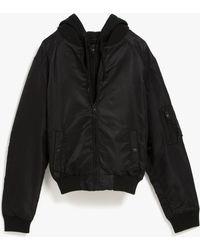 Obey Kingsley Jacket black - Lyst