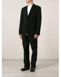 Issey Miyake Classic Blazer - Lyst