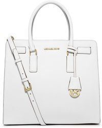 Michael Kors Michael Dillon Large North/South Tote - Lyst