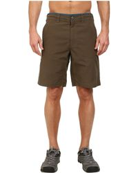 The North Face Granite Dome Utility Short - Lyst