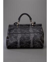 Roberto Cavalli Large Diva Bag - Lyst