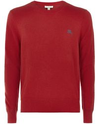 Burberry Brit Embroidered Knight Jumper - Lyst