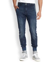 True Religion Runner Relaxed Denim Pants - Lyst