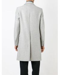 Carven - Classic Single-breasted Coat - Lyst