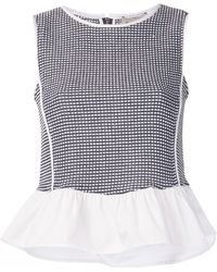 Sea Combo Dotted Tank - Lyst