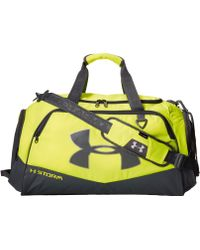Under Armour Ua Undeniable Medium Duffel - Lyst