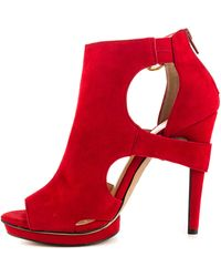 Jessica Simpson Red Faina - Lyst