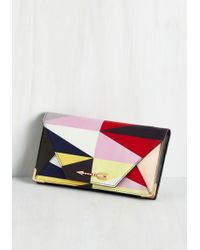 Disaster Designs - Personal Style Pep Talk Travel Wallet - Lyst
