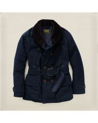 Rrl Limitededition Reading Coat - Lyst