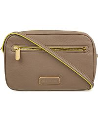 Marc By Marc Jacobs Sally Leather Cross-Body Bag - For Women - Lyst