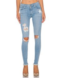 James Jeans Twiggy Skinny blue - Lyst
