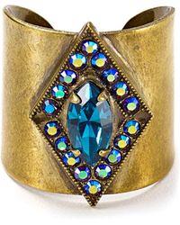 Sorrelli - Crystal Ring - Lyst