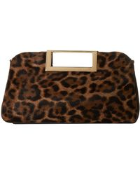 MICHAEL Michael Kors Berkley Large Clutch - Lyst