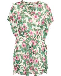 H&M Beach Dress - Lyst