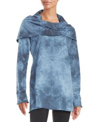Lvr - Tie-dyed Sweatshirt - Lyst
