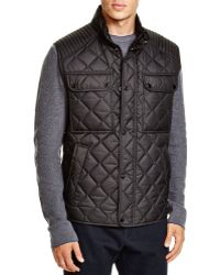 Marc New York - Tribeca Quilted Vest - Lyst