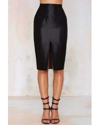 Misha Collection - Agatha Pencil Skirt - Lyst