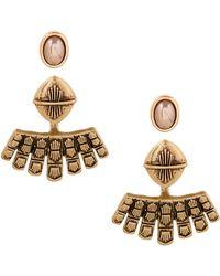 Lucky Brand - Ear Jacket Earrings - Lyst