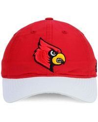 Adidas Louisville Cardinals Campus Slouch Adjustable Cap - Lyst