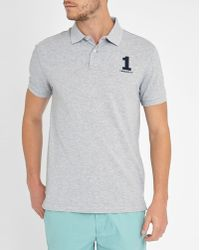 Hackett | Light-grey Classic Number Polo Shirt | Lyst