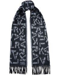 Karl Lagerfeld | Alphabet Blanket | Lyst