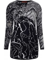 Missoni | Marble Tunic Dress | Lyst