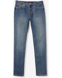 A.P.C. Petit New Standard Jean - Lyst