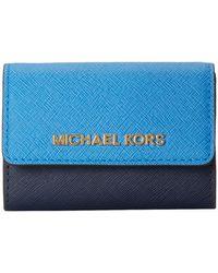 MICHAEL Michael Kors Jet Set Travel Coin Purse - Lyst
