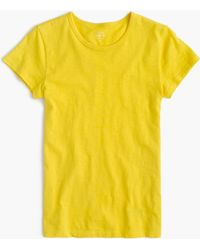 J.Crew | Short-sleeve Painter T-shirt | Lyst