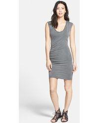 Pam & Gela Muscle Dress - Lyst