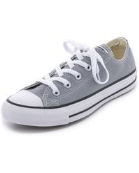 Converse Chuck Taylor All Star Sneakers - Dolphin blue - Lyst