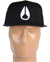 Nixon Deep Down Flexfit 210 Fitted Hat - Lyst