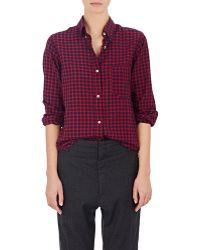 Etoile Isabel Marant Wrinkled Ramon Shirt - Lyst